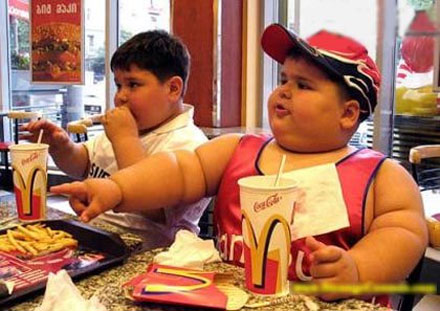 толстые американцы